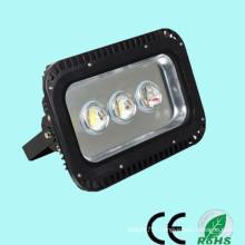 Fabricant de lumière d'inondation LED haute qualité ip65 100-240V 12-24V 85-265V 150w lumières de stationnement luminaire solaire