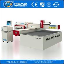 China água de jato de cerâmica preço da máquina de corte de azulejos