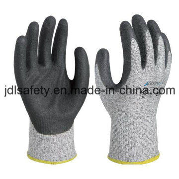Cut Resistant Work Glove with Nitrile Coated (NDS8048)