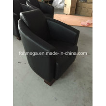 Comfortable Design Single Lounge Sofa with Cusgion (FOH-LC05)