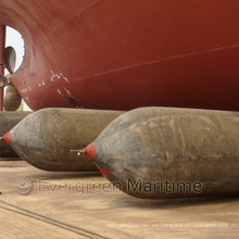 Airbags de goma, Airbags de goma marina, Salvamento Airbags marinos, Airbags de elevación pesados, Airbags marinas para el lanzamiento de la nave