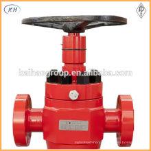 API 6A gate valve