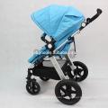 Fashion Alluminum Alloy EVA Tire Baby Stroller Wheels Buggy For Sale