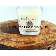 Most Popular Natural Scented Soy Candle - Hazelnut Coffee