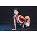 Halloween & Christmas Red Babydoll Lovely Lingerie Sexy G-string Underwear
