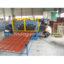 china manufacturers cnc roof tile rolling machine/tile maker/roofing machine factories in china