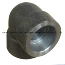 Professional Carbon Steel Socket Elbow