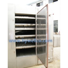 Hot Air Dryer for Leaf Granule