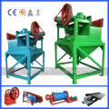hydraulic radial jig machine