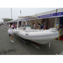 new RIB boat 520 PVC inflatable boat