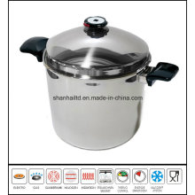 Big Deep Soup Stock Pot with Dome Cover