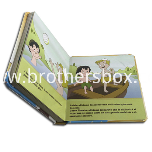 Story Chipboard Book