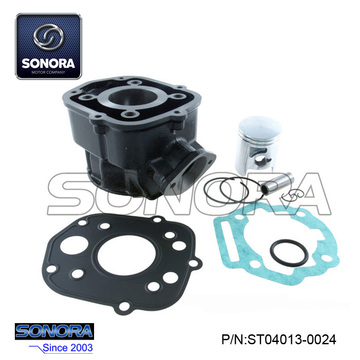 DERBI SENDA 50CC 40MM Cylinder kit LC (2005-2016) (P / N: ST04013-0024) Calidad superior