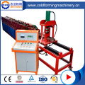 PLC Controlled Shutter Door Making Machine