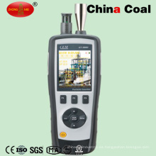 Detector del contador de partículas de la muestra del polvo del metro del analizador de la calidad del aire Dt-9880
