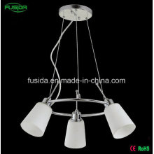 Glass Indoor Light White Pendant Lighting Series Lighting