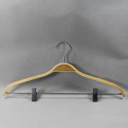 Wooden Trousers Clothes Hanger