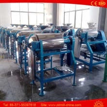 1500kg Tomato Pulping Machine Fruit Pulping Extractor Machine Stoning Machine