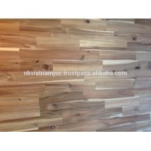 Finger Joint Board, panneaux de bois bloqués fabriqués au Vietnam