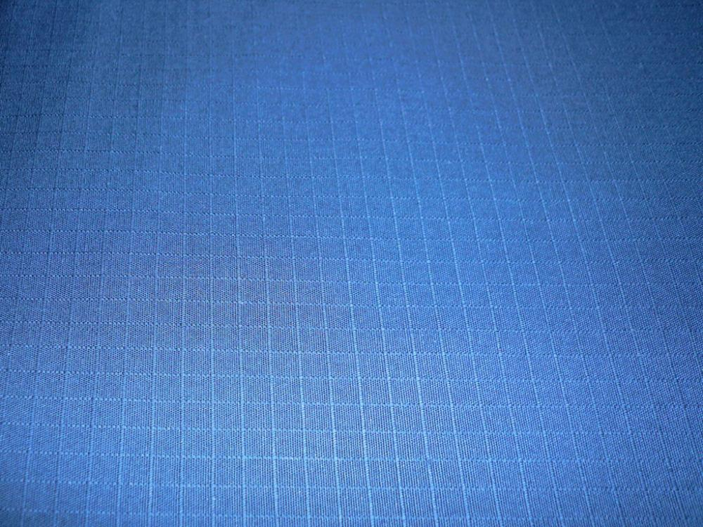 100 Cotton Fabric Dyed Ripstop 190gsm