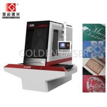 Galvo Laser Paper Cutting Machine