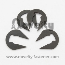 Black clip Washers