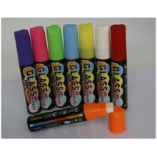 Eco-Friendly & Safety 15mm Highlighter Maker Fluorescent Pen.