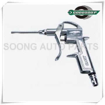 Outils pneumatiques de pistolet à air, haut dépoussiéreur en métal utile d'air