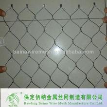 Sus316 Malla de cuerda para la protección y la decoración