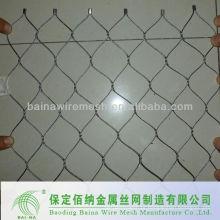 Sus316 Rope Mesh para proteção e decoração