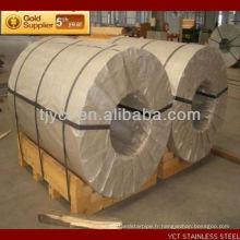 Bobine d'acier inoxydable de SUS 316 2B