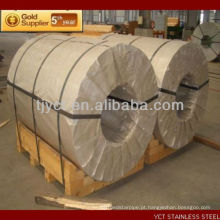 SUS 316 2B bobina de aço inoxidável