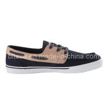 Zapatos baratos del barco del cuero de calidad superior del precio