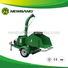CPG5 Trailer Mounted Wood Chipper