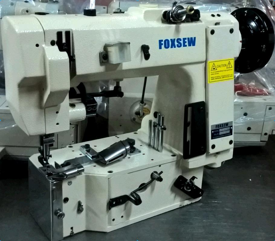 Máquina de costura borda de fita 300U Chainstitch