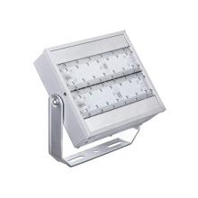 80W hohes 10000 Lumen LED-Flutlicht mit 85V bis 480VAC Stadionlichter im Freien