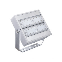 80W high 10000 Lumen LED Floodlight with 85V to 480VAC Outdoor Stadium Square Lights