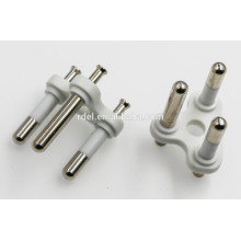 thailand plug insert(2 pole plug,electrical adapter round pins)