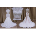 Brand Empire Wedding Dresses Pink Sash