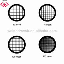 Malha de arame de disco de filtro sinterizado