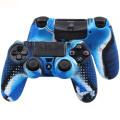 Weiche Silikon Schutzhülle für Sony Playstation 4 PS4 Pro 1 TB Controller Cover mit Griffen