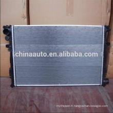 Haute performance auto pièces de rechange diesel moteur aluminium radiateur ventilateurs pour PEUGEOT 806 Lancia Zeta