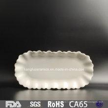 Vajilla de gres de cerámica de diseño popular