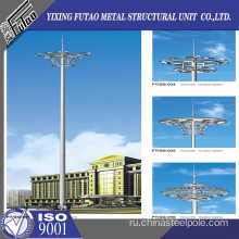 20M 25M Auto-Lifting High Mast Poles