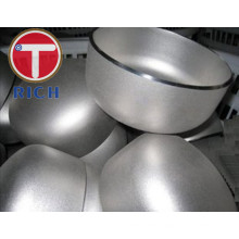 TORICH Stainless Steel Pipe Cap DIN2605 DN15-DN600