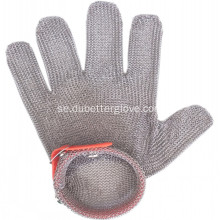 Ultimate Protection Steel Mesh Safety Handskar