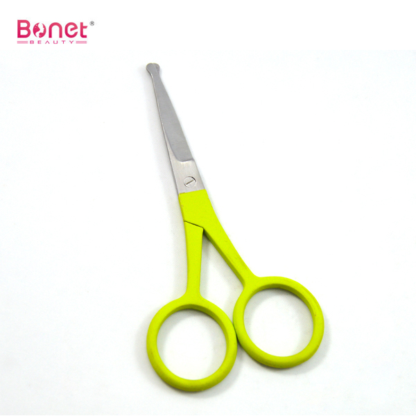 Soft-toching Handle Manicure Scissors