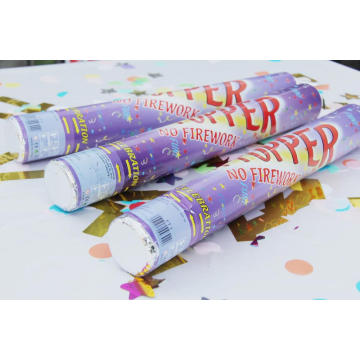 Klassisches No-Firework Fun Party Popper