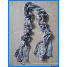 Напечатанный оптовый модный шарф девушки