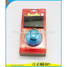 Новинка дизайн детские игрушки синий улыбка лицо наручные Хай резина прыгающий мяч